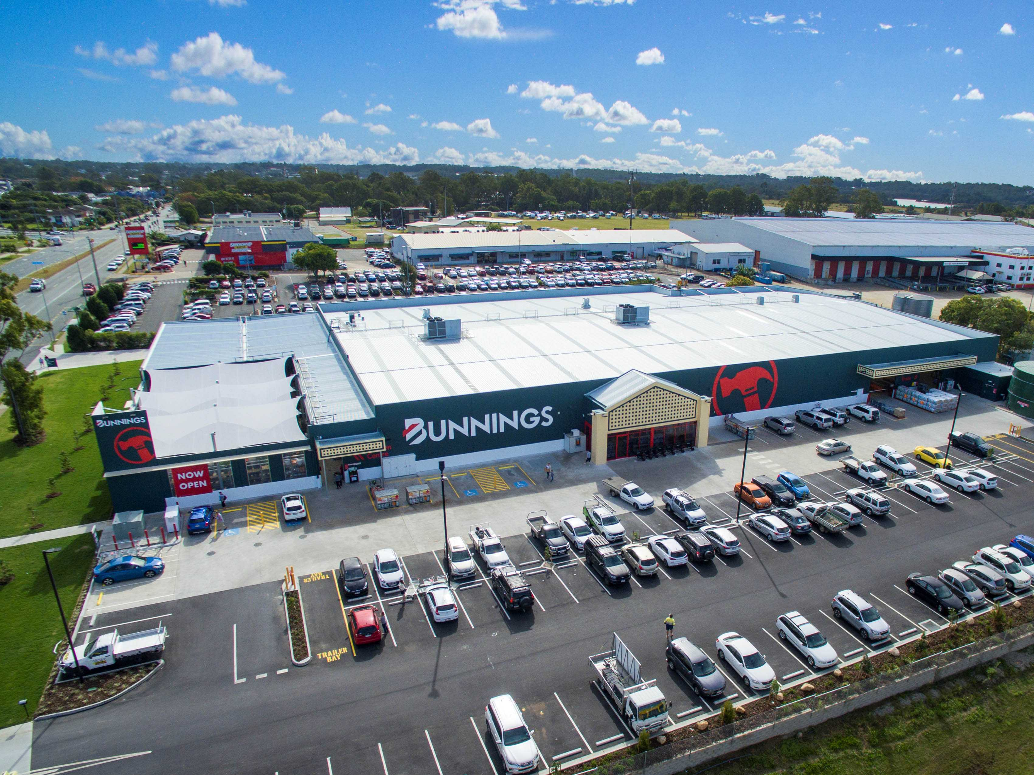 Big result tipped for rare Brisbane Bunnings