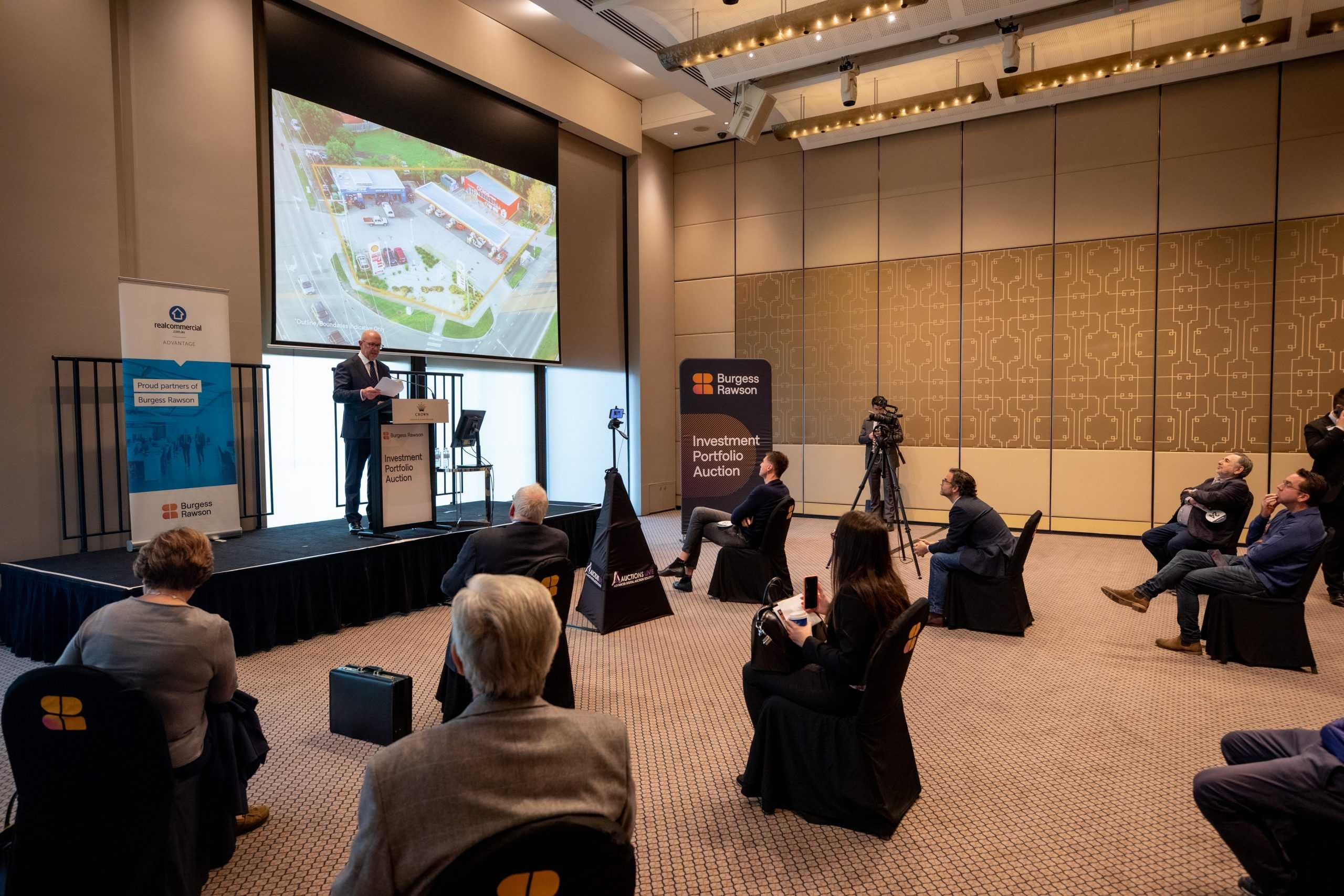 Burgess Rawson offers huge 7M Auction Portfolio to conclude 2020